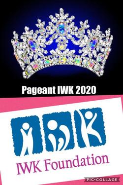 Pageant IWK 2020 - 7e édition