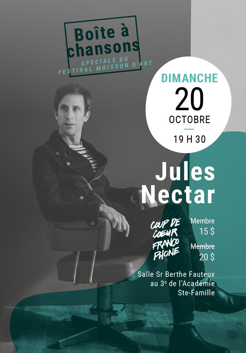 Jules Nectar