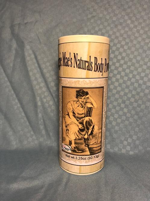 All Natural Body Powder