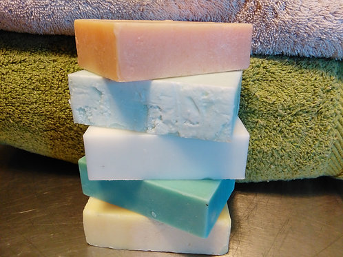 Maggie Mae's Goat Milk Bar Soap in Essential Oils