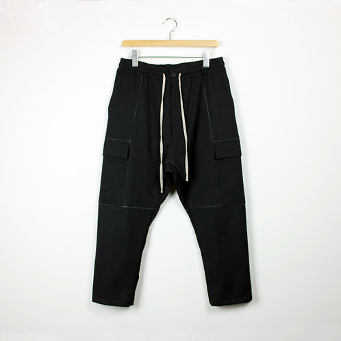 130130(20AW-118) CROPPED CAGO PANT