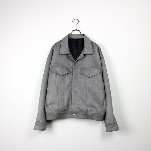 130520(20AW-104) FAUX SUEDE JACKET
