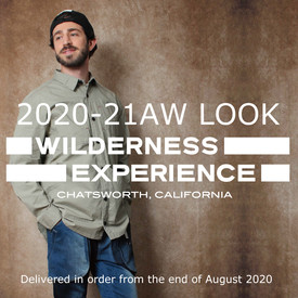 2020-21AW LOOK WILDERNESS EXPERIENCE
