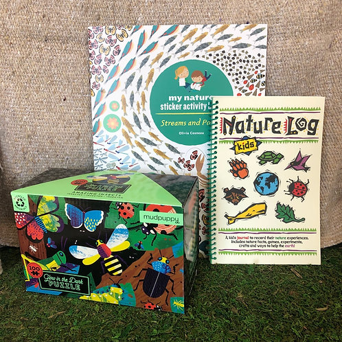 Kids Nature Activity Pack
