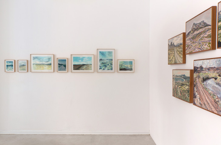 Installation view IV of 'The long view' at Ebony_Curated.jpg