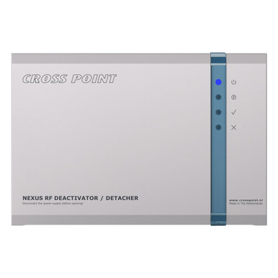 Cross Point Connected RF Deactivator