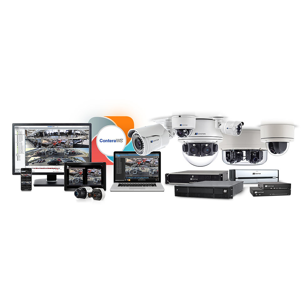 Arecont Vision Produkter