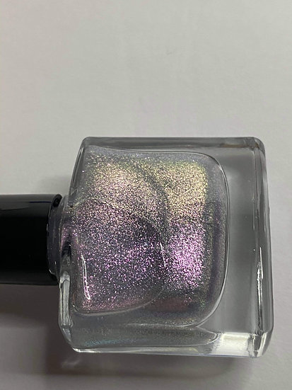 Nail polish-Alien Flower