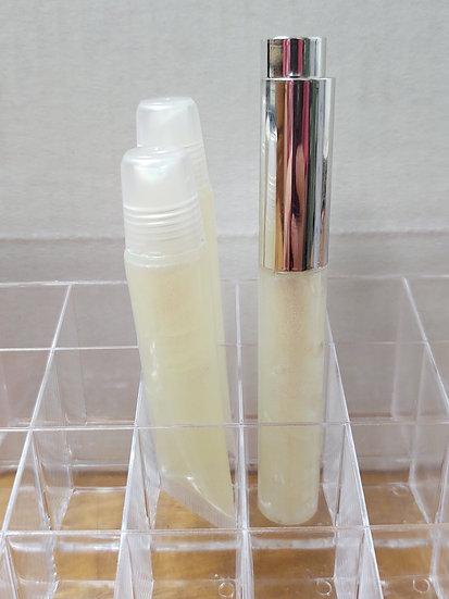 Lip Gloss- color shift clear/green/blue/purple