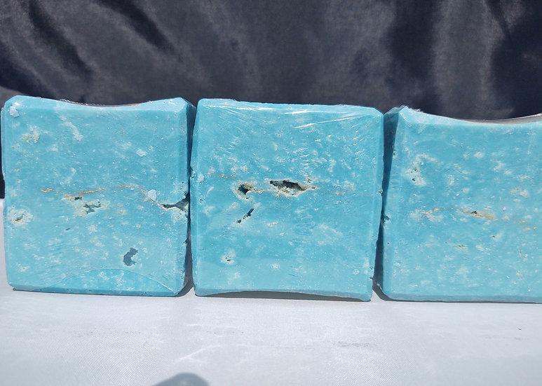 Vegan: floral scented soap