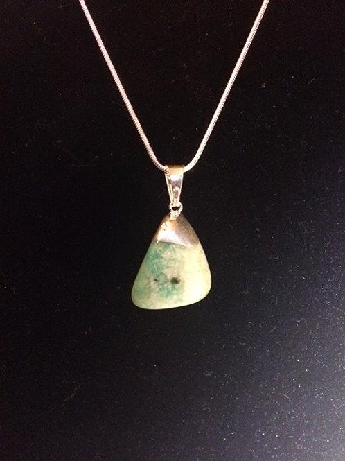 Amazonite necklace Custom/ Sold