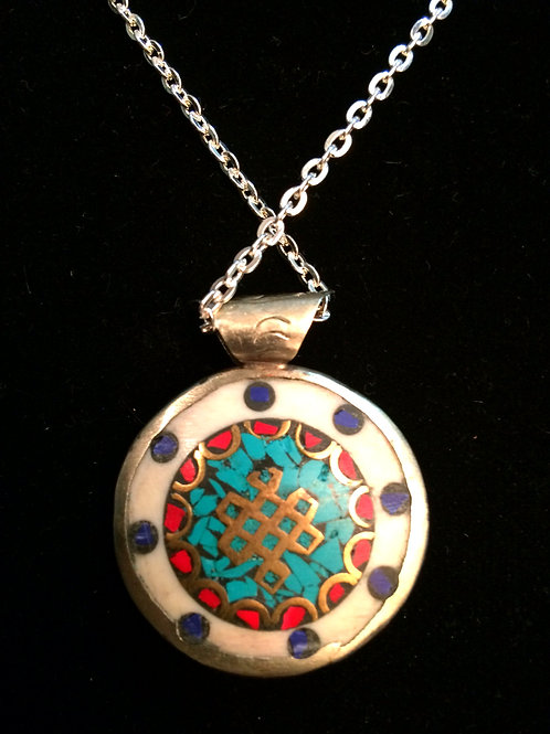 Tibetan Amulet one of a Kind / Sold