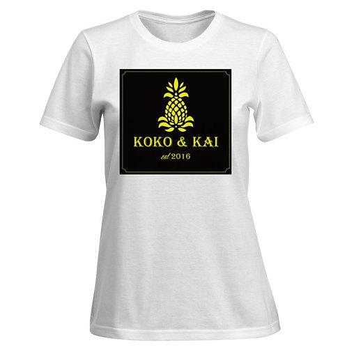 Woman's signature soft blend Koko & Kai T-shirt