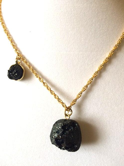 Melanite Necklace