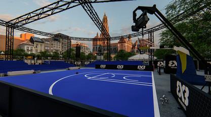 Project - Event EK Basketball