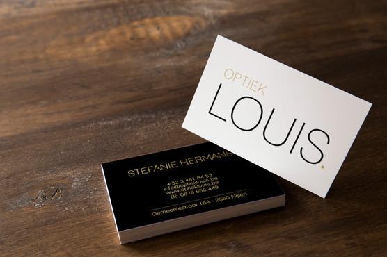 Huisstijl Optiek Louis