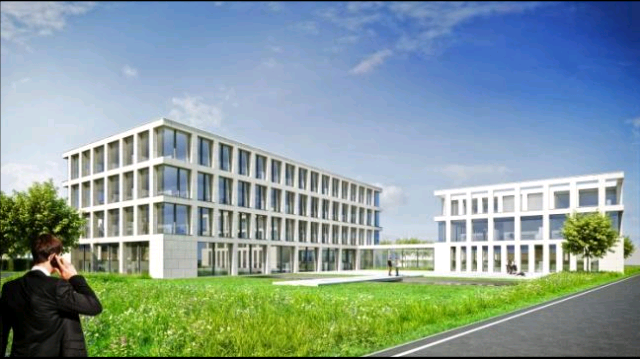 Project Nipro Campus - Mechelen