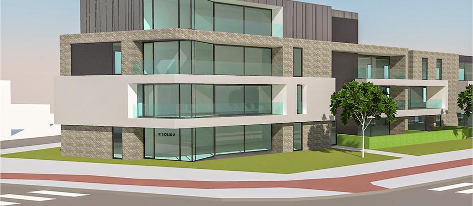 Opening nieuw kantoor najaar 2020
