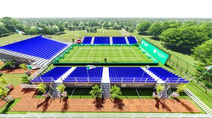 Tennis - David Loyd club