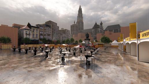 Project - Tour de France Antwerpen