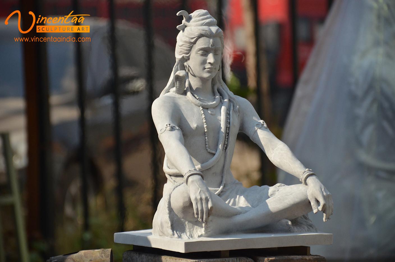 Bronze Shiva God Statue3.JPG