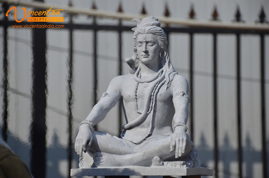 Bronze Shiva God Statue2.JPG