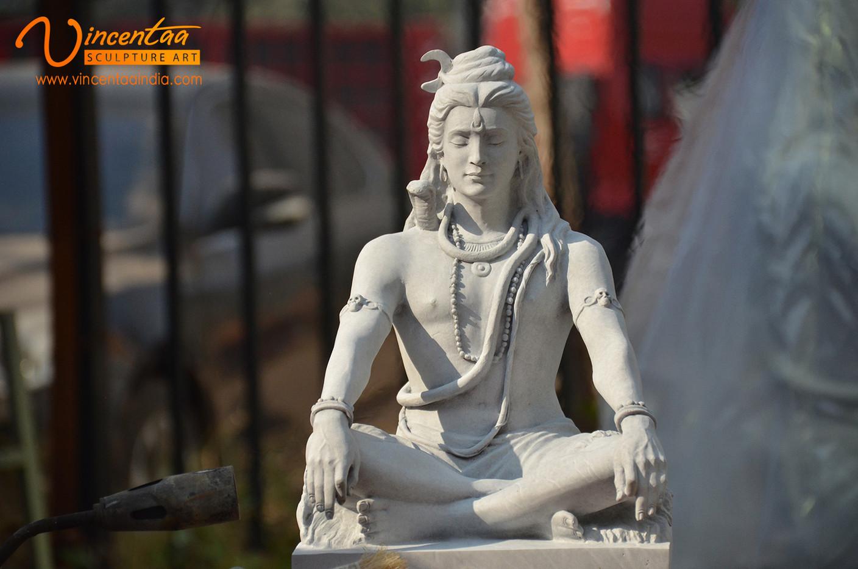 Bronze Shiva God Statue4.JPG