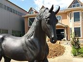 VO11 Arabian Horse Statue3.jpg