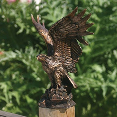 Vincentaa Bronze Eagle Statue 11.jpg