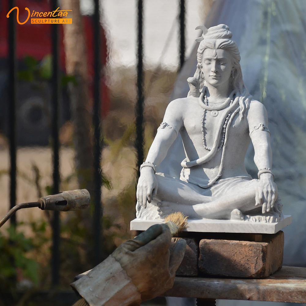 Bronze Lord Shiva Statue