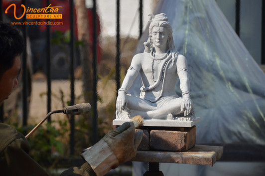 Bronze Shiva God Statue1.JPG