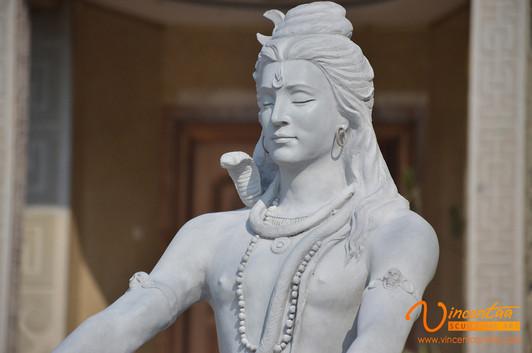 Bronze Shiva God Statue6.JPG