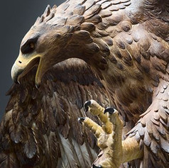 Vincentaa Bronze Eagle Statue 15.jpg