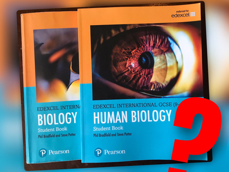 IGCSE BIOLOGY, HUMAN BIOLOGY OR BOTH?
