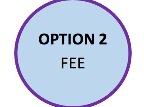 OPTION 2 FEE