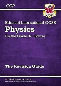 Physics revision guide - CPG