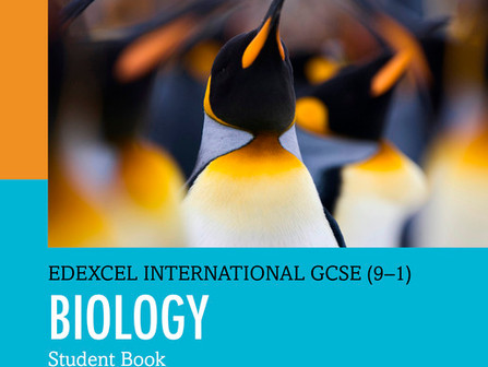 What textbooks should you buy for the IGCSE Edexcel Sciences?