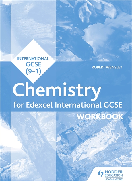 Hodder Chemistry workbook