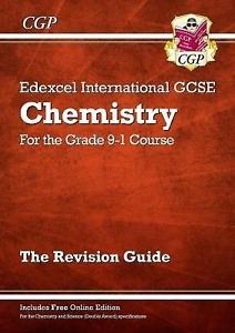 Chemistry revision guide - CPG