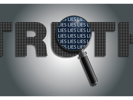 HERE'S THE ANTIDOTE FOR POISONOUS LIES YOU'VE BELIEVED!