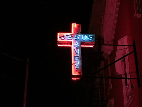 A Personal Reflective Poem on Jesus