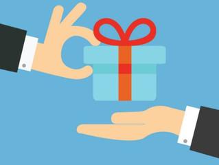 El control de los regalos en los código internos de conducta
