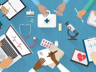 La AEPD  publica su decálogo acerca de la privacidad en centros sanitarios.