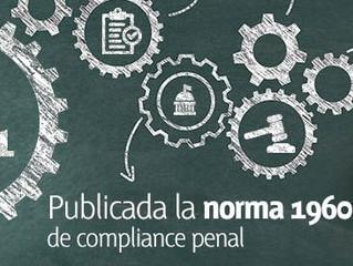 La UNE 19601 y la certificación del Compliance