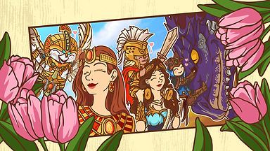 Smite Mothers Day 2019
