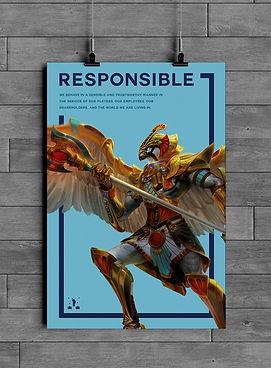 Responsible Core Value