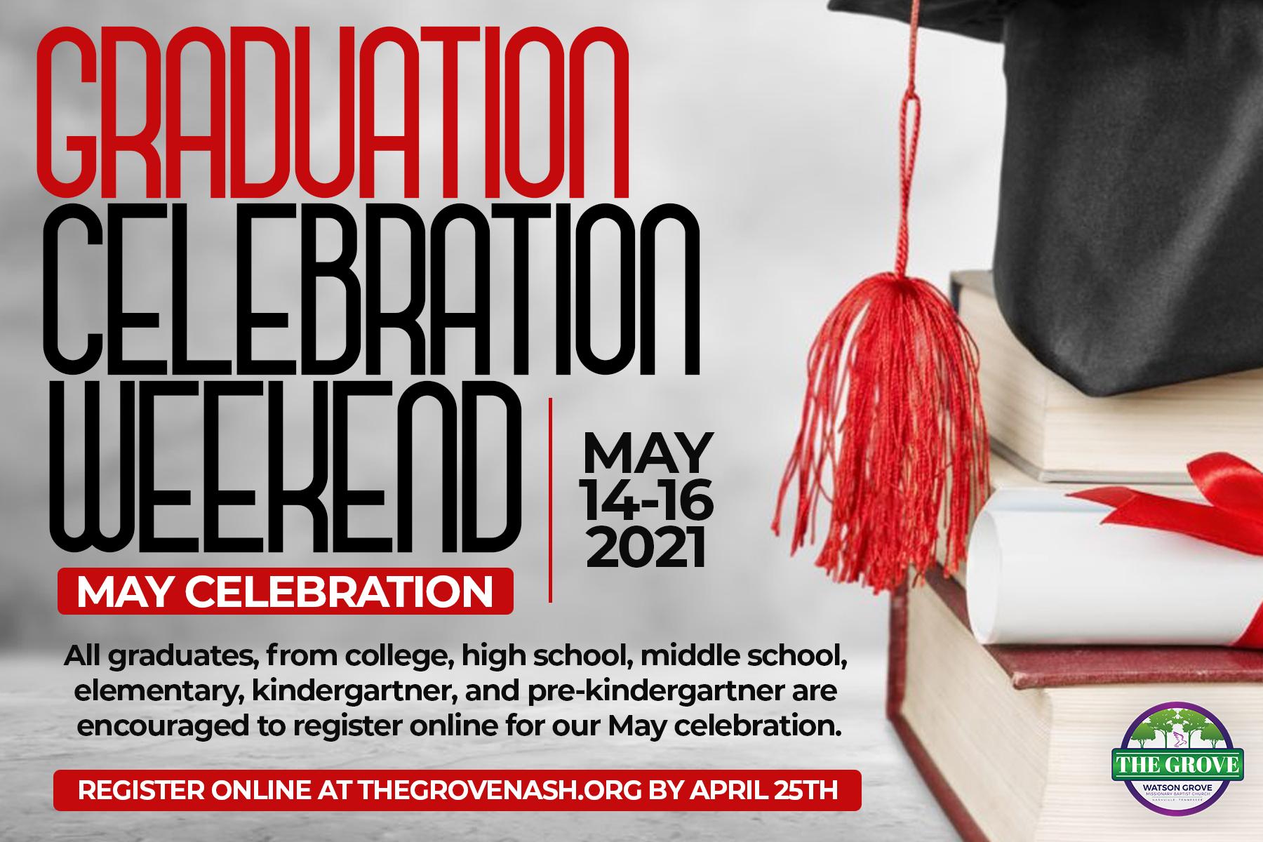 GraduationCelebration2021