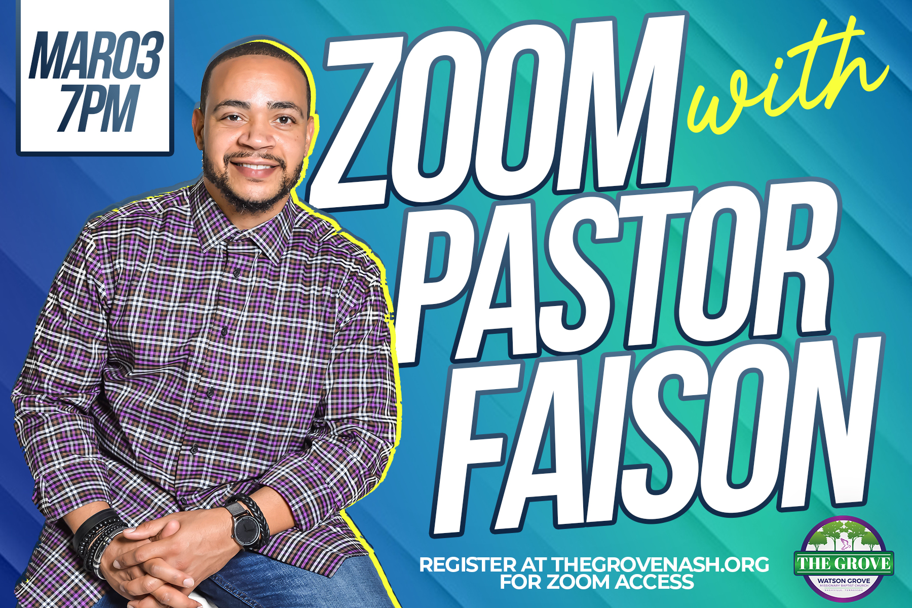 MARCHZoomWithPastor
