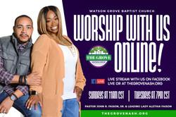Worship Invitation