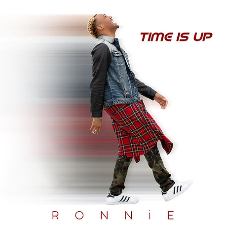 RonniE time is up album.jpg